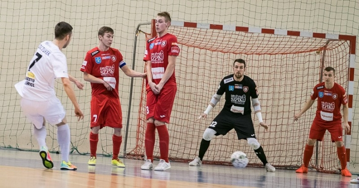 Red Dragons Pniewy - Piast Gliwice 1:6