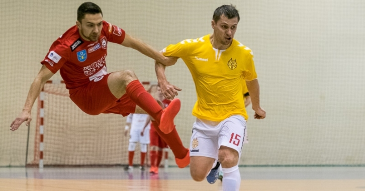 Red Dragons Pniewy - Red Devils Chojnice 2:0